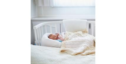 How to adjust your baby to their own bed